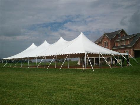 rent tents guelph tent rentals 40x100 high peak pole tent wedding rentals