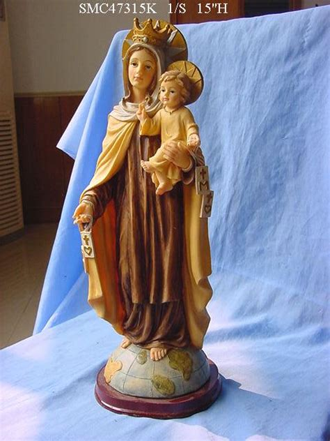 catholic figurines religious religion statues made from