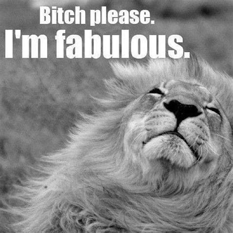 I Am Fabulous Meme - bitch please i m fabulous picture quotes