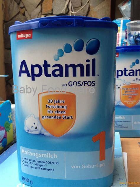 Zee 800gr baby milk powder aptamil 1 800 gr from germany