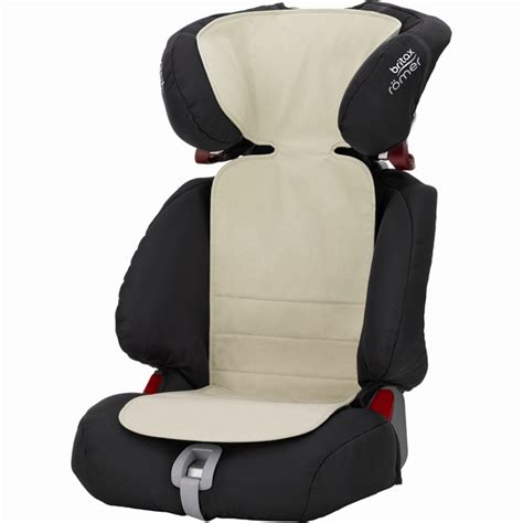 housse siege romer housse thermo cover beige pour si 232 ge auto britax romer