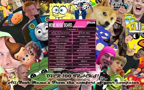 Meme Music Board - the meme board chrome web store
