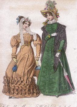 romantic era fashion blog  babblings