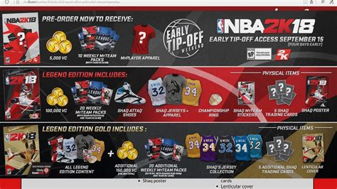 tattoo prices nba 2k18 nba 2k18 massive 2k18 content prices more news must