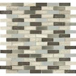 brick home depot ms international diamante brick 12 in x 12 in x 8 mm