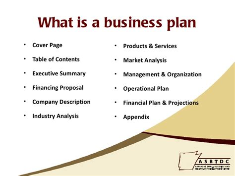 how to build a business plan template how to write a business plan