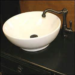 Sink Bowls On Top Of Vanity stand alone vs vanity sinks pacific coast rebath in oxnard ca