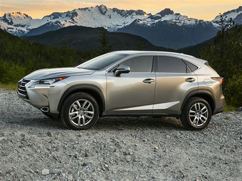 lexus is 200t 2015 lexus nx 200t price photos reviews features