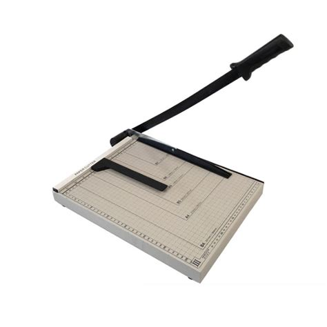 adjustment paper cutter base b4 15 quot x 12 quot guillotine blade metal for office new ebay