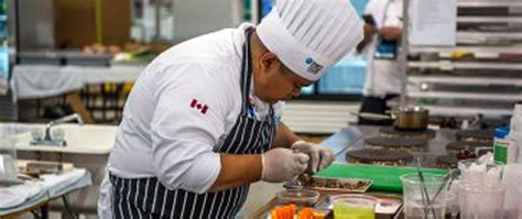 cooking skills competences canada