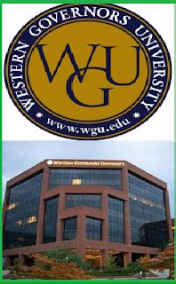 Western Governors Mba Healthcare by Degree Programs Information