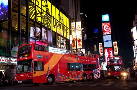 film night bus review rockefeller center the official guide to new york city
