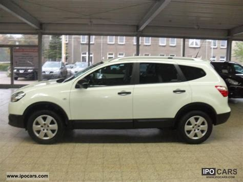 2011 nissan qashqai 2 visia 7 seater car photo and specs