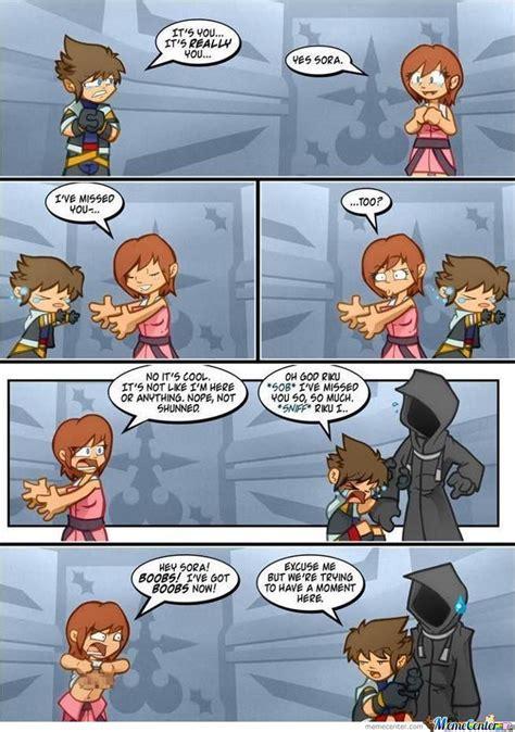 Kingdom Hearts Memes - kingdom hearts logic by darkfox13 meme center