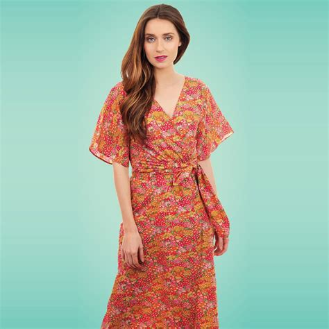 pattern kimono dress simple sew patterns relaunches with new pattern collection