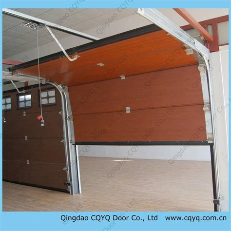 Sectional Overhead Garage Door Overhead Sectional Garage Door China Garage Doors Sectional Garage Door