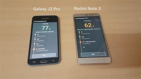 Samsung J3 Pro Prime samsung galaxy j3 pro antutu benchmark vs redmi note 4