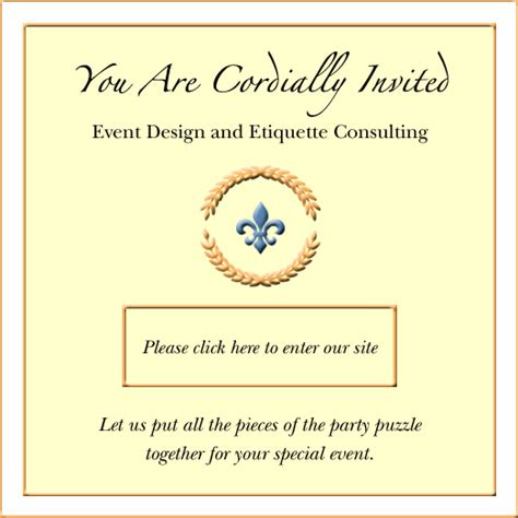 you are cordially invited event wedding design and