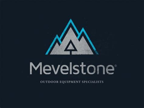 create my own logo australia logo styling using a mountain and text branding