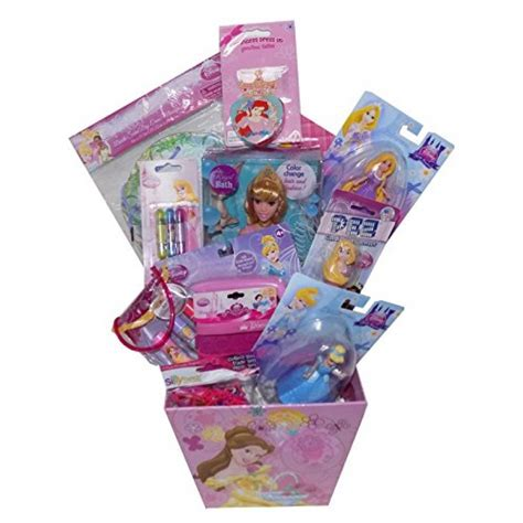 the deluxe disney princess gift basket perfect for