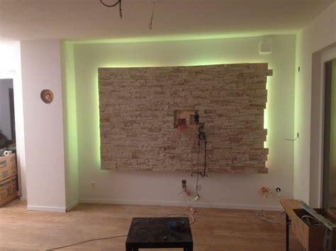 wohnzimmer wand idee innenarchitektur sch 246 nes steinwand wohnzimmer fernseher