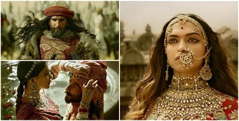 film india padmavati grand padmavati trailer shows strength of rajputs