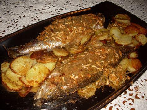 cucinare la trota salmonata trote salmonate in crosta di rosmarino e mandorle