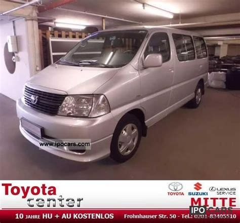 2008 toyota 8 seater hiace 2 5 diesel air car photo and