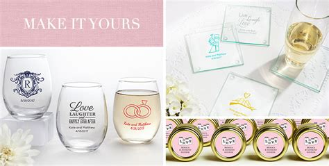 Wedding Favors City by Personalized Wedding Favors City