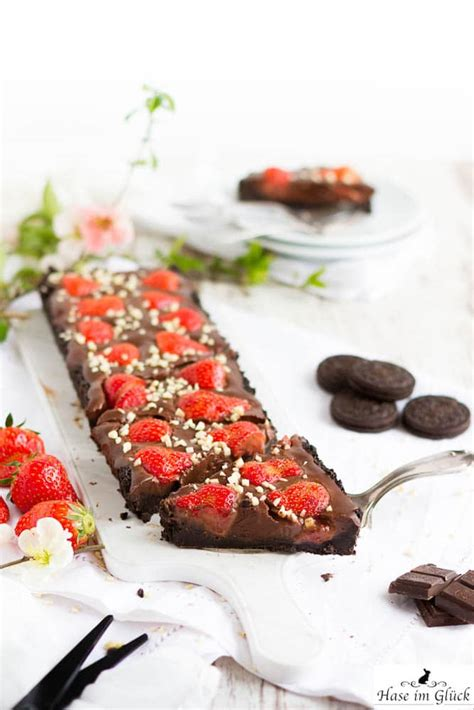erdbeer schoko kuchen erdbeer schoko pudding kuchen beliebte rezepte f 252 r