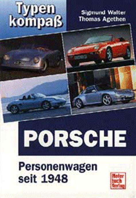 Walter N Porsche by Sergej S Porsche Bibliothek