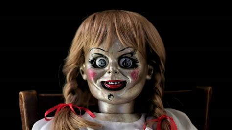 annabelle doll annabelle doll the conjuring 2