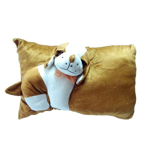 Hippo Brown baby hippo brown cotton cushion buy baby hippo brown
