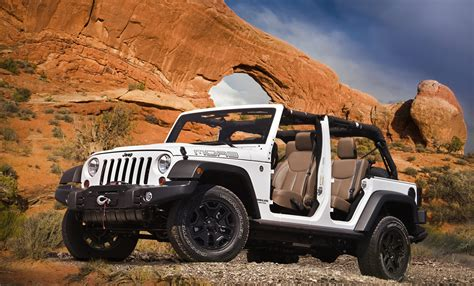 Jeep Specials 2013 Jeep Wrangler Moab Special Edition Jeepfan