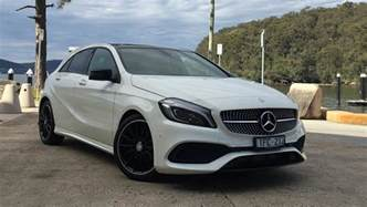 Mercedes A200 Mercedes A200 2016 Review Road Test Carsguide