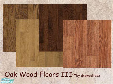 Sims 3 Floor by Drewsoltesz S Oak Wood Floors Iii