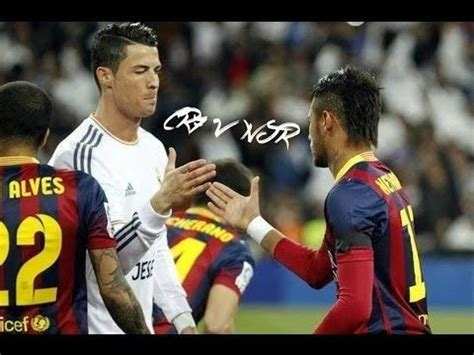 cronaldo  neymar jr  support video teo cri