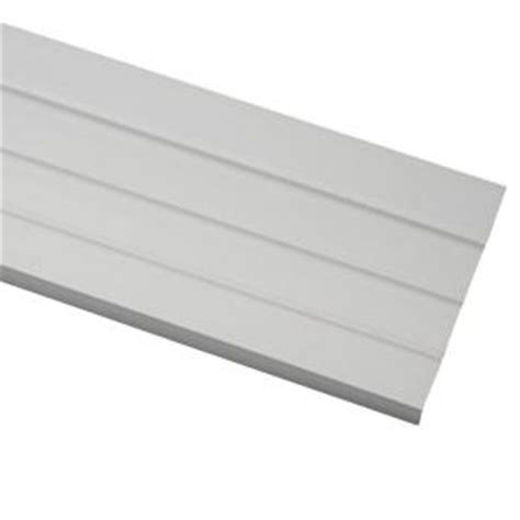 cellwood 8 in white vinyl fascia vfas804h the home depot
