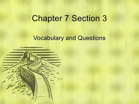 chapter and section chapter 7 section 3