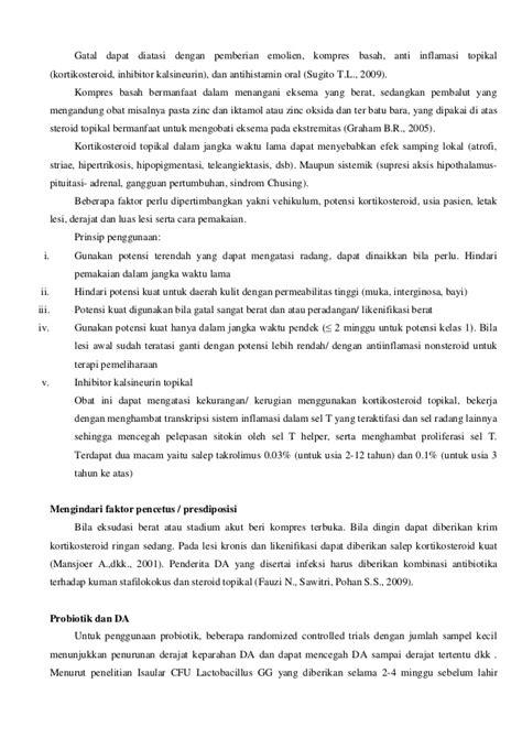 Pelembab Emolien makalah dermatitis atopik part 2