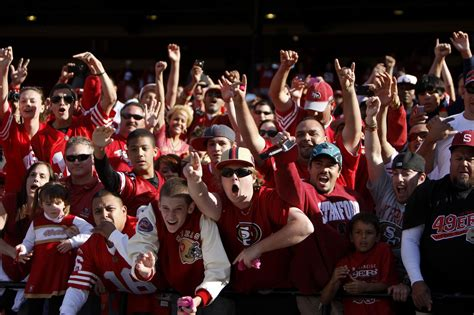 sf 49ers fan store 49ers ask fans to be quiet on offense niner insider
