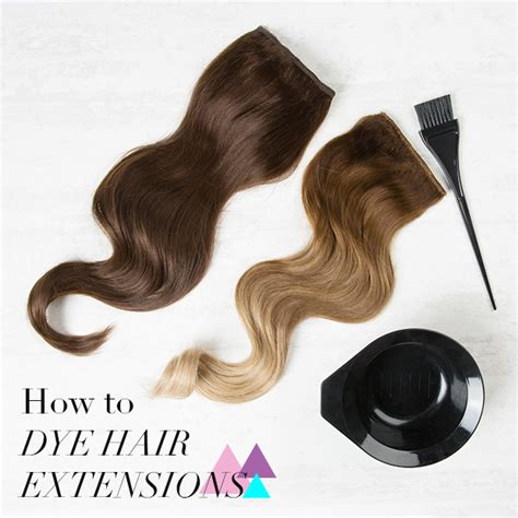 how to dye in hair extensions dye hair extensions indian remy hair
