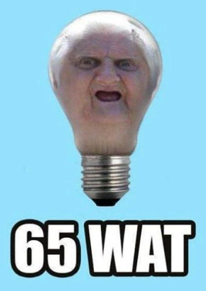 Wat Meme Old Lady - old lady meme old ladies and bulbs on pinterest