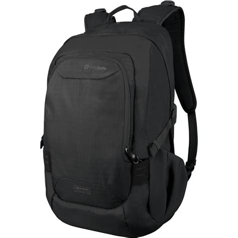 Anti Thief Backpack pacsafe venturesafe 25l gii anti theft backpack black