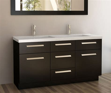 Vanity For Bedroom With Lights - kitchen complete your kitchen decor with perfect 60 inch double sink vanity ampizzalebanon com