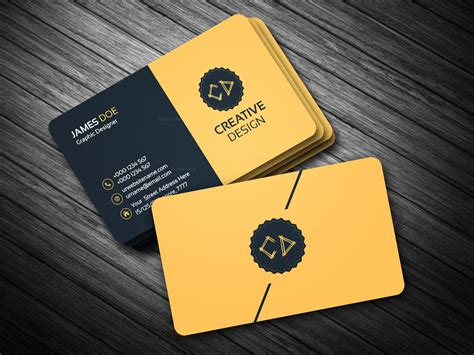 Golden Business Card Template by Golden Business Card Template 2 Template Catalog