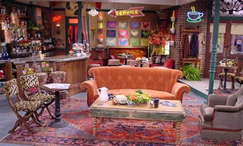 Friends Interior by The Friends Set Grande Design By Greg Grande Production Design Set Decorating Interior