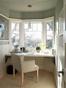 Office Desk In Front Of Window Parapet Do Siedzenia Miejsce Pod Oknem Quot Bay Window Quot Wykusz