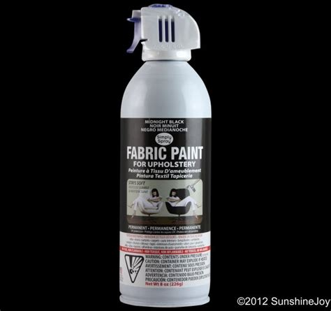 Can You Spray Paint Upholstery by 1000 Ideas About Painting On Fabric On