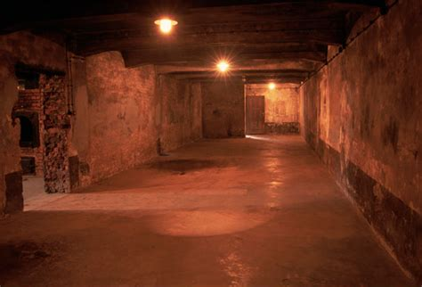 auschwitz rooms this gas chamber was the largest room in crematorium i at auschwitz the room was originally